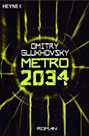 Metro 2034 Book Cover