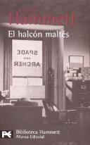 El halcón maltés Book Cover